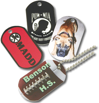 Four ID Tags