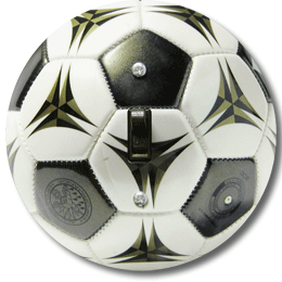 Light Switch Cover with a Soccer Ball